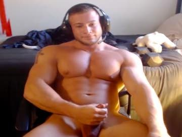 Gay Muscle Cam2Cam Session