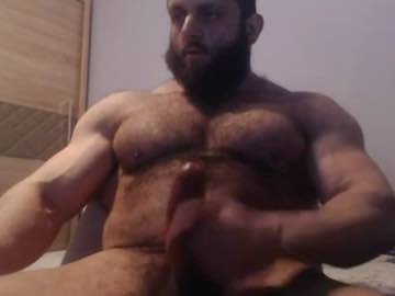 Hairy Arab Jock Live Gay Show